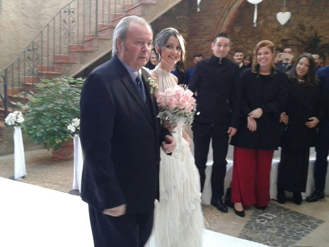 La boda de Ricardo  y Joana  en Vilanova Del Valles, Barcelona 2