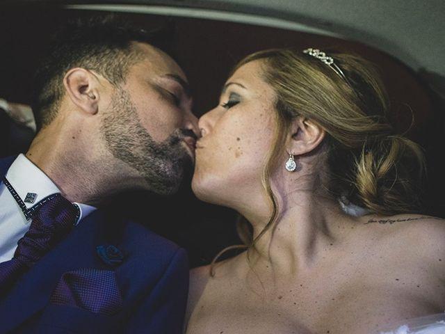 La boda de Idaira y Echedey