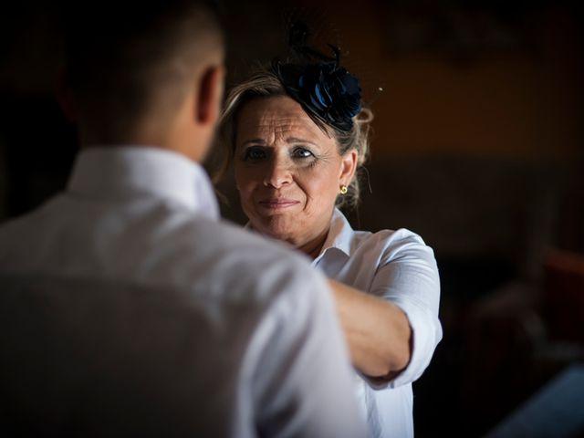 La boda de Kiko y Irene en Guadamur, Toledo 8
