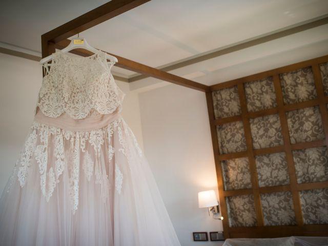 La boda de Kiko y Irene en Guadamur, Toledo 15