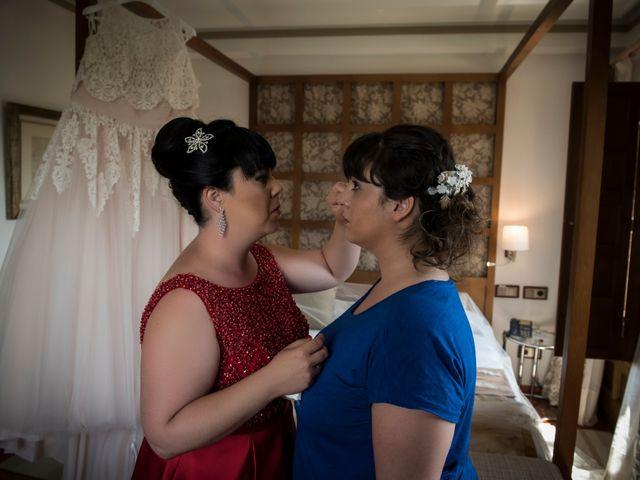 La boda de Kiko y Irene en Guadamur, Toledo 17