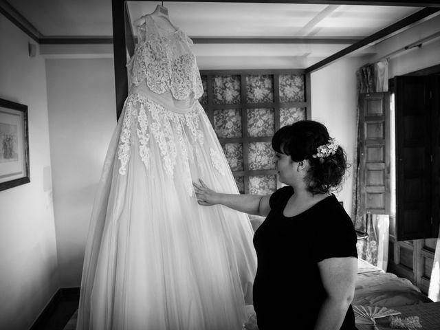 La boda de Kiko y Irene en Guadamur, Toledo 18