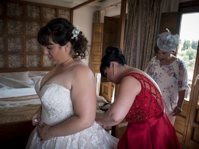 La boda de Kiko y Irene en Guadamur, Toledo 19