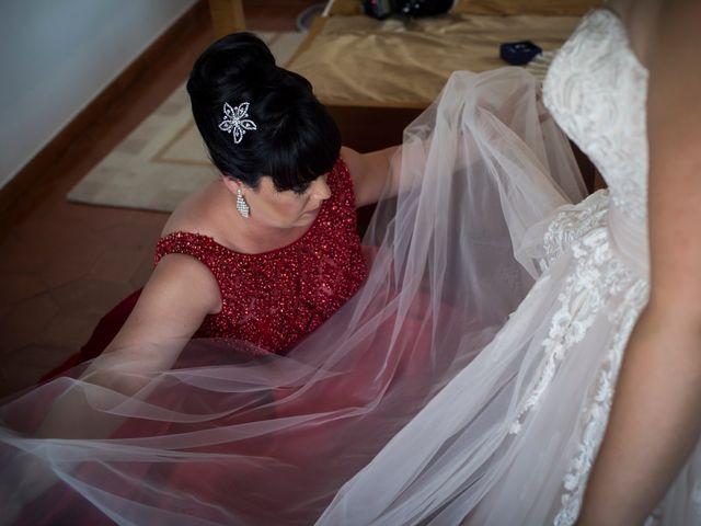 La boda de Kiko y Irene en Guadamur, Toledo 22
