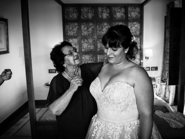 La boda de Kiko y Irene en Guadamur, Toledo 23