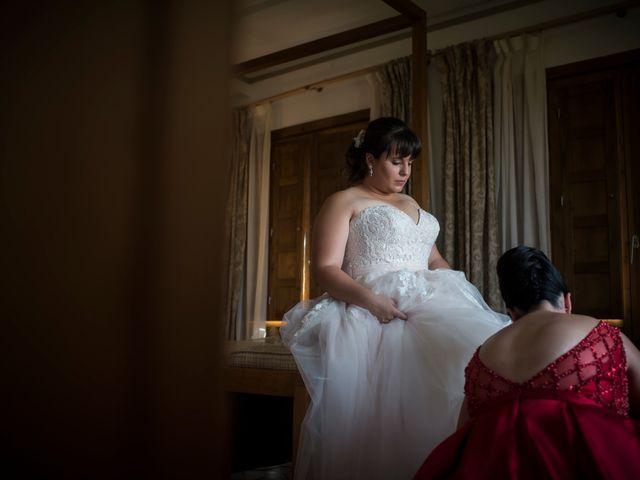 La boda de Kiko y Irene en Guadamur, Toledo 25