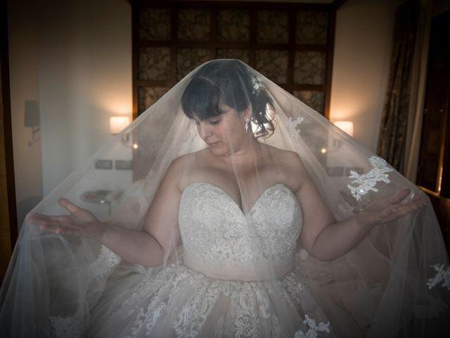 La boda de Kiko y Irene en Guadamur, Toledo 26