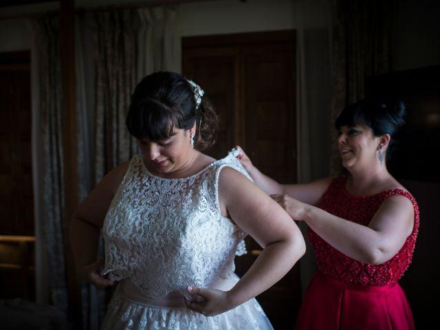 La boda de Kiko y Irene en Guadamur, Toledo 27