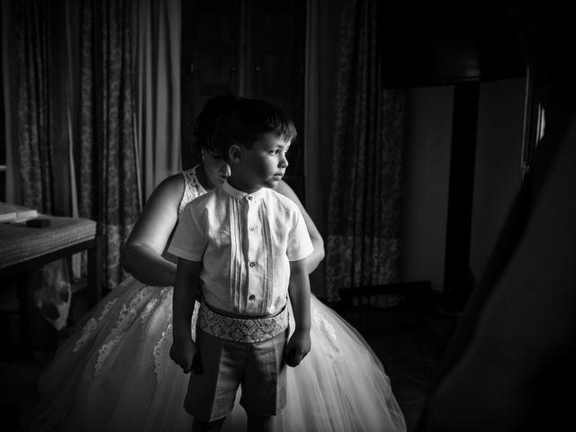 La boda de Kiko y Irene en Guadamur, Toledo 29