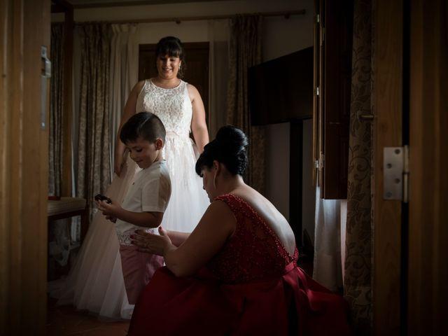 La boda de Kiko y Irene en Guadamur, Toledo 30