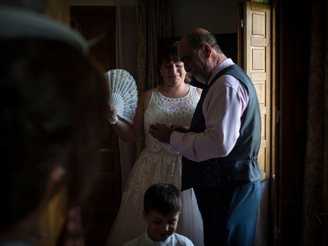 La boda de Kiko y Irene en Guadamur, Toledo 33