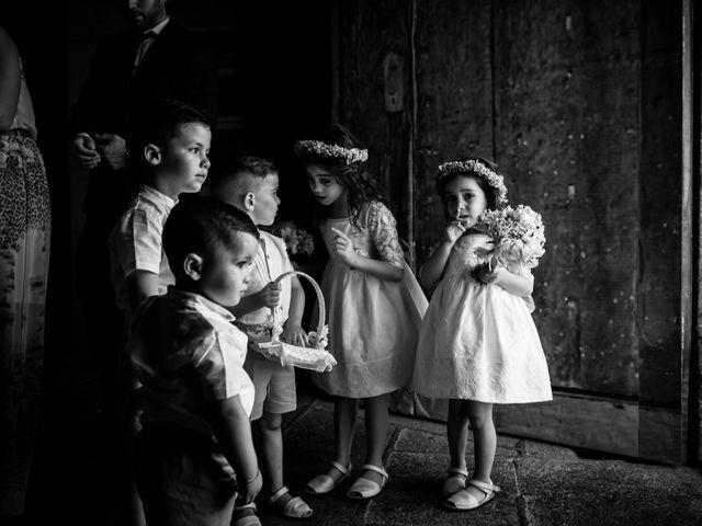 La boda de Kiko y Irene en Guadamur, Toledo 1