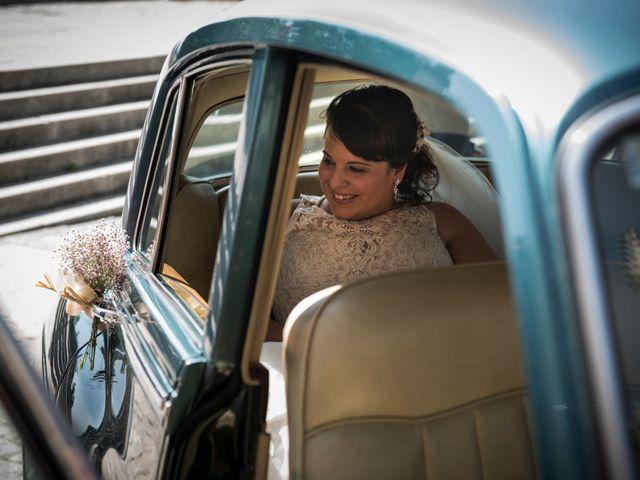 La boda de Kiko y Irene en Guadamur, Toledo 45