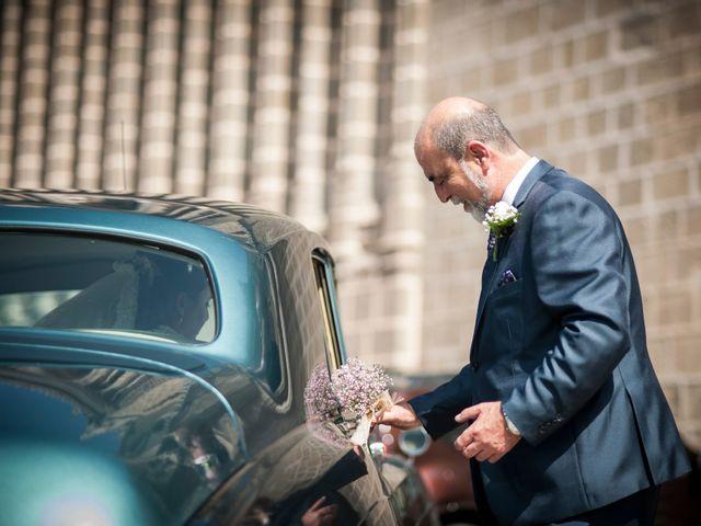 La boda de Kiko y Irene en Guadamur, Toledo 46