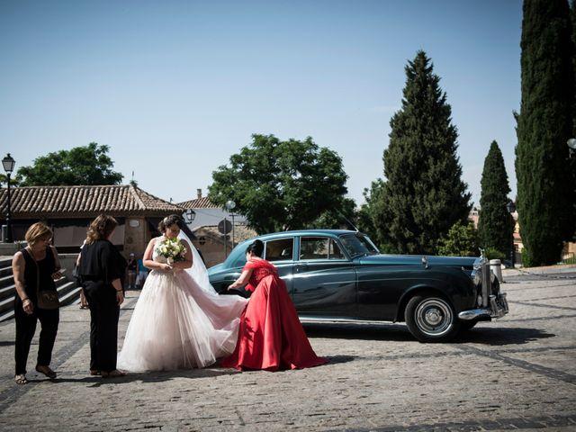 La boda de Kiko y Irene en Guadamur, Toledo 47