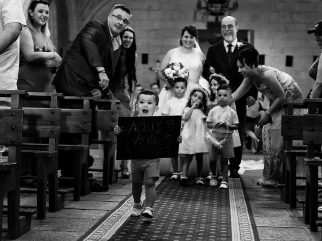 La boda de Kiko y Irene en Guadamur, Toledo 49