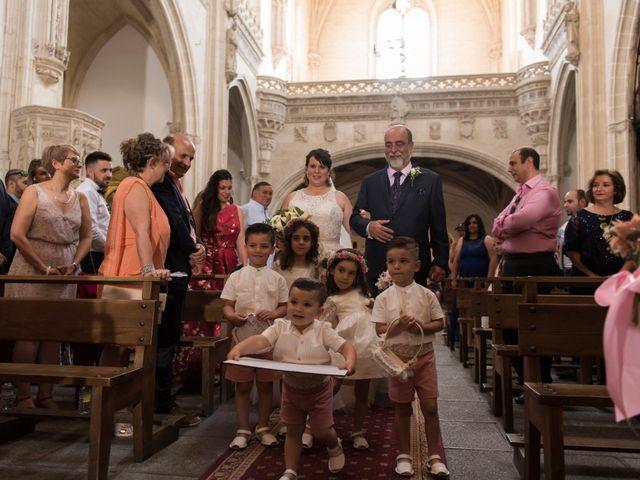 La boda de Kiko y Irene en Guadamur, Toledo 50