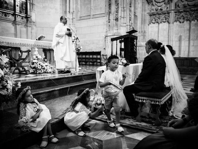 La boda de Kiko y Irene en Guadamur, Toledo 51