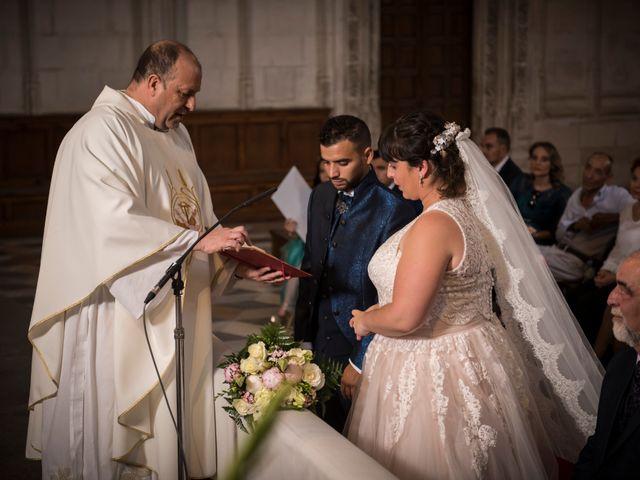 La boda de Kiko y Irene en Guadamur, Toledo 53