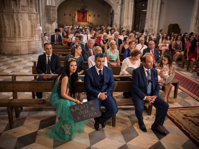La boda de Kiko y Irene en Guadamur, Toledo 55