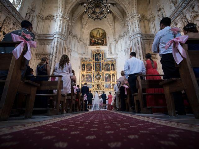 La boda de Kiko y Irene en Guadamur, Toledo 57