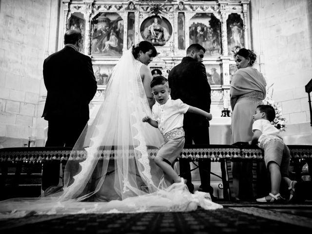 La boda de Kiko y Irene en Guadamur, Toledo 58