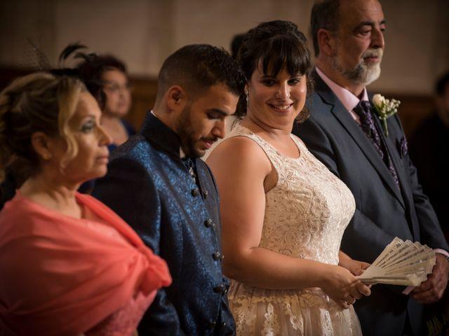La boda de Kiko y Irene en Guadamur, Toledo 59