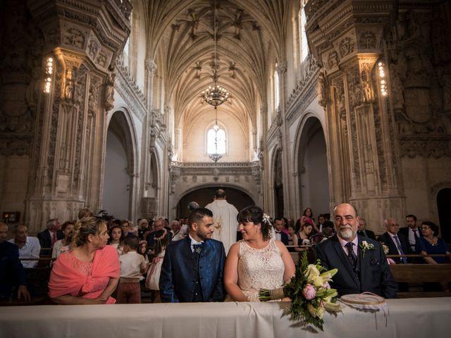 La boda de Kiko y Irene en Guadamur, Toledo 60