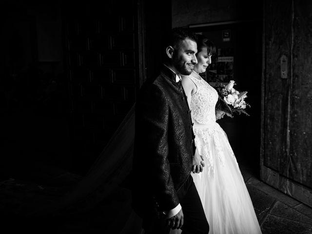 La boda de Kiko y Irene en Guadamur, Toledo 61