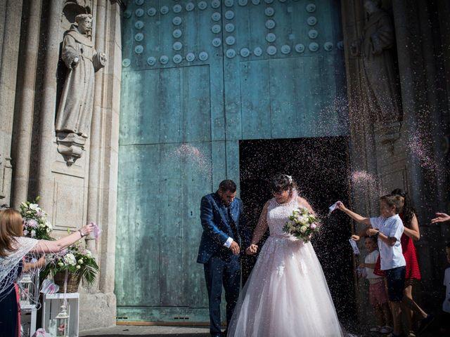 La boda de Kiko y Irene en Guadamur, Toledo 62