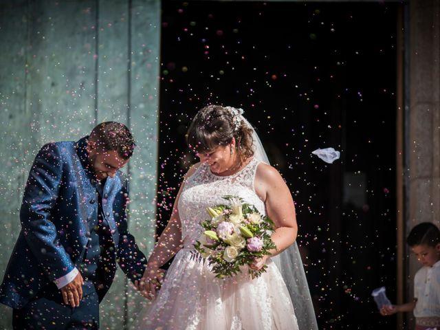 La boda de Kiko y Irene en Guadamur, Toledo 63