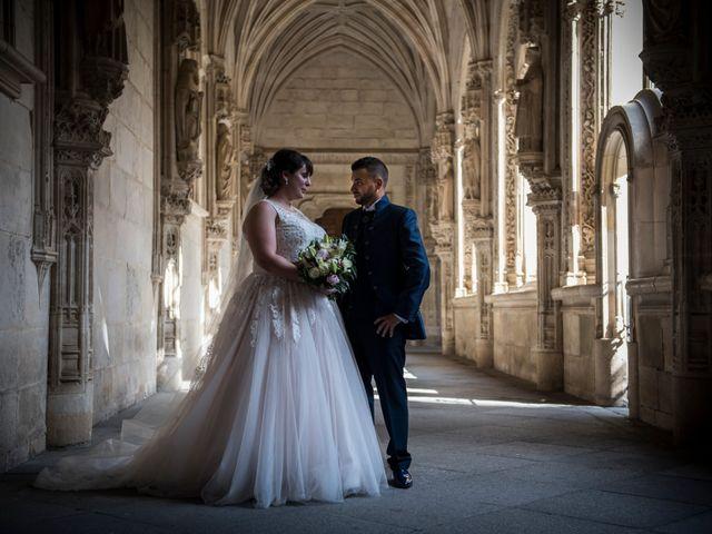 La boda de Kiko y Irene en Guadamur, Toledo 65