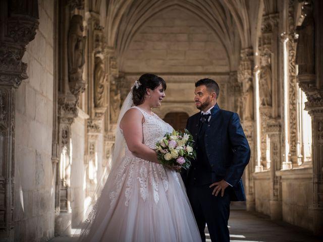 La boda de Kiko y Irene en Guadamur, Toledo 66