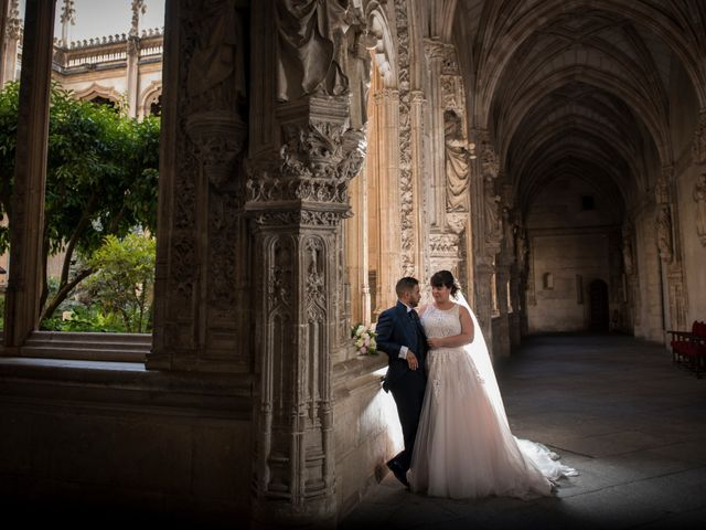 La boda de Kiko y Irene en Guadamur, Toledo 73