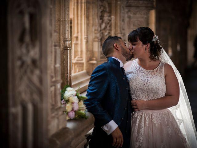 La boda de Kiko y Irene en Guadamur, Toledo 74