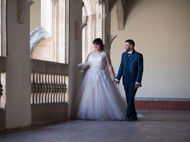 La boda de Kiko y Irene en Guadamur, Toledo 76