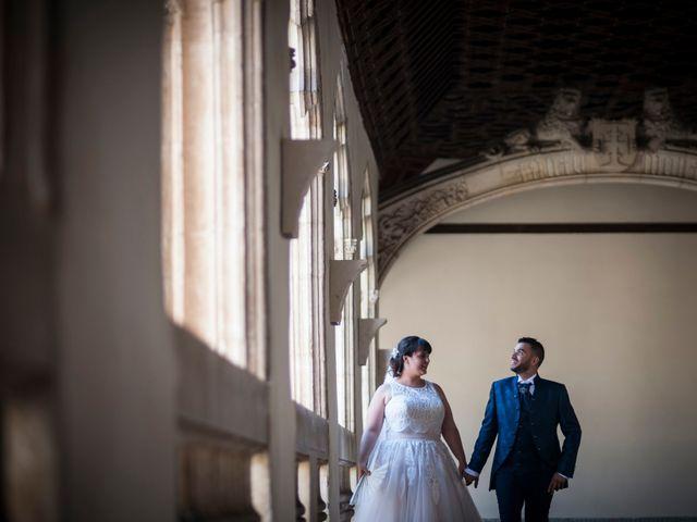 La boda de Kiko y Irene en Guadamur, Toledo 77