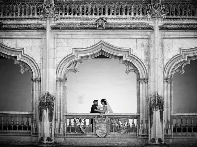 La boda de Kiko y Irene en Guadamur, Toledo 78