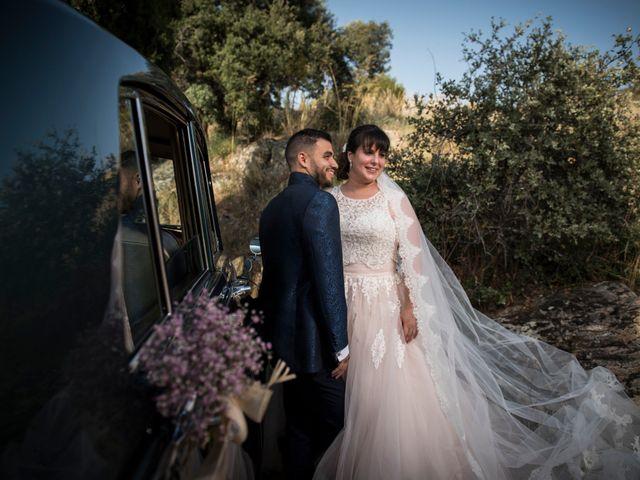 La boda de Kiko y Irene en Guadamur, Toledo 79