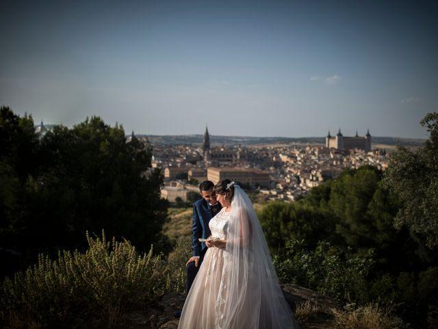 La boda de Kiko y Irene en Guadamur, Toledo 81