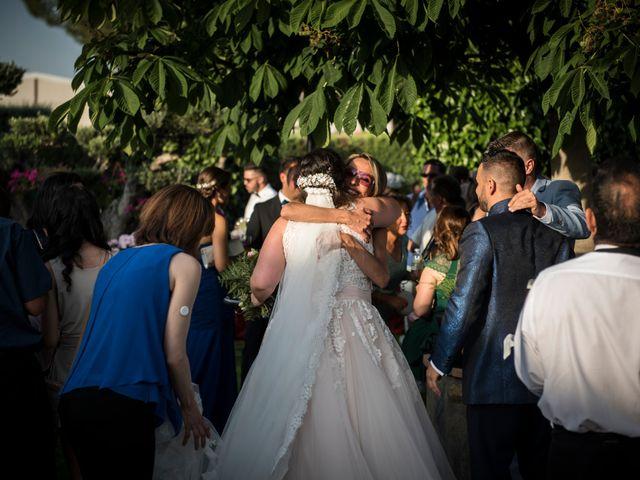 La boda de Kiko y Irene en Guadamur, Toledo 86