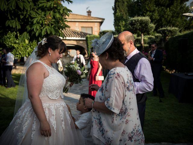 La boda de Kiko y Irene en Guadamur, Toledo 87