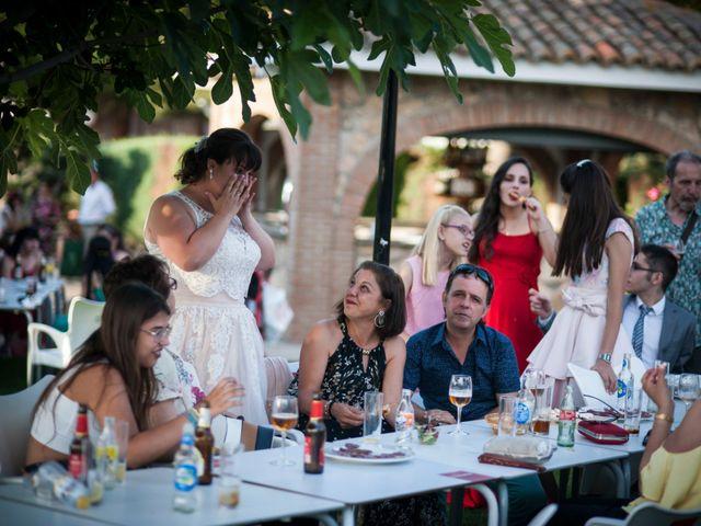 La boda de Kiko y Irene en Guadamur, Toledo 91