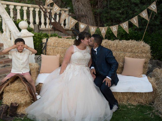 La boda de Kiko y Irene en Guadamur, Toledo 95