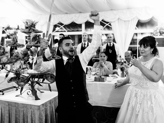 La boda de Kiko y Irene en Guadamur, Toledo 104