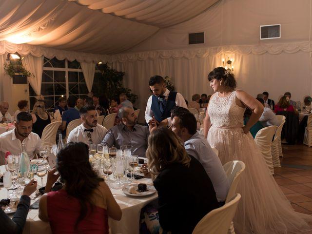 La boda de Kiko y Irene en Guadamur, Toledo 106