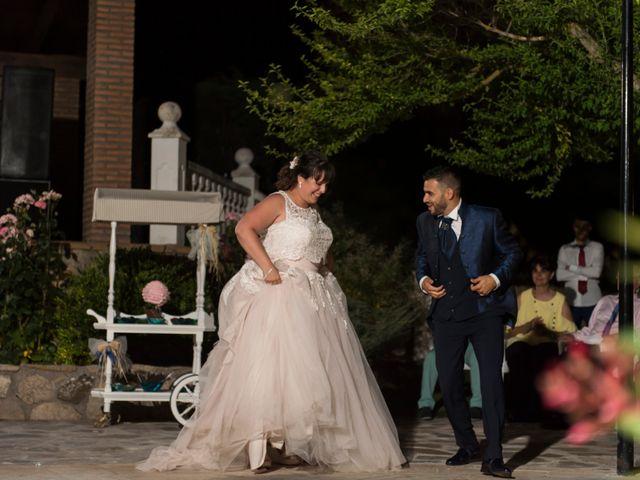 La boda de Kiko y Irene en Guadamur, Toledo 111