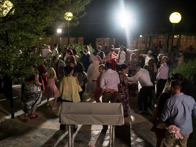 La boda de Kiko y Irene en Guadamur, Toledo 112