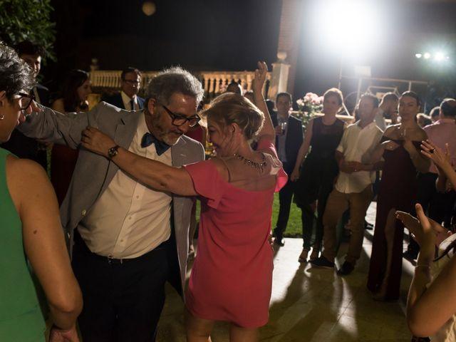 La boda de Kiko y Irene en Guadamur, Toledo 116
