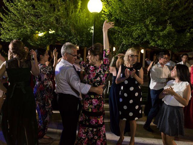La boda de Kiko y Irene en Guadamur, Toledo 118